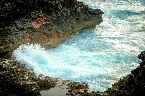 Majorca, Spain, Sea, Mediterranean, Side, Ocean, Blue