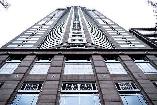 Skyscraper, City, Seattle, Washington, Usa, Street
