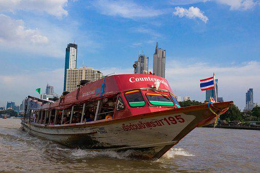 Boat, Asia, Southeast Asia, Thailand, Travel