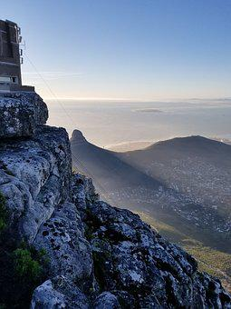 South Africa, Cape Town, Table Mountain