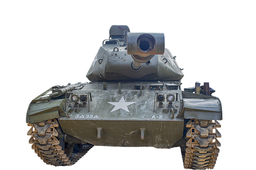 Tank, War, Army, Vehicle, Canon, Artillery