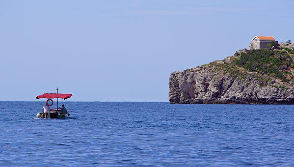 Adriatic, Water, Sea, Summer, The Coast, View, Tourism