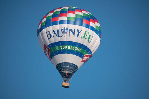 Balloon, Flying, Travel, Fun, Soar