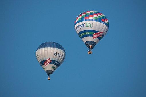 Balloon, Flying, Soar, Travel, Fun