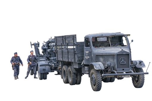 War, Soldier, Vheiculo, Military, Army, Camion