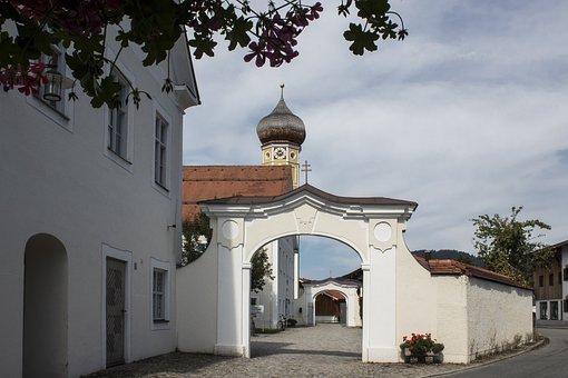 Monastery, Church, Architecture, Religion, Historically