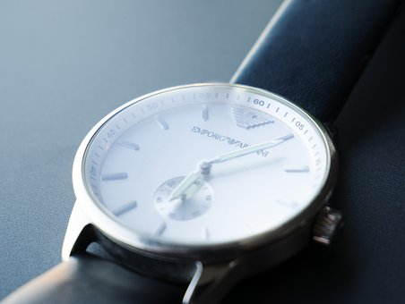 Clock, Wrist Watch, Time, Male, Timepiece, Retouching
