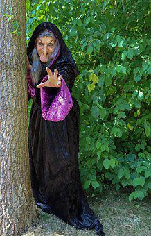 Witch, Fairy Tale, Costume, Fantasy, Role-play