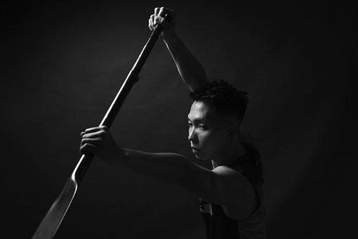Man, Fitness, Studio, Photography, Penang, Malaysia