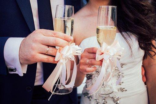 Wedding, Husband, Wife, Couple, Marriage, Love, Married