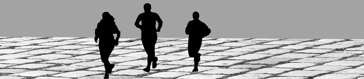 Jogging, Sport, Run, Race, Jog, Marathon, Fit, Sporty