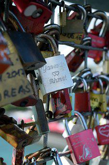 Love Locks, Padlocks, Love, Love Symbol, Loyalty