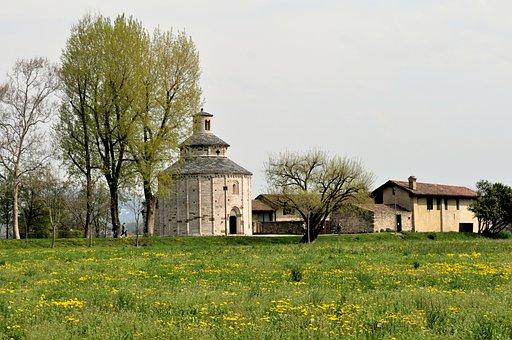 Monastery, Architecture, Historian, Romanesque Style
