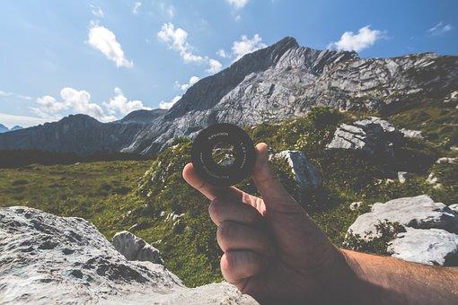 Mountains, Landscape, Lens, Nature, Clouds, Heaven