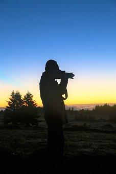 Photo, Photographer, Camera, Photography, People