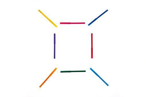 Pen, Course, Colors, Geometric, Rectangle, Office