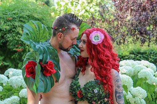 People, Romance, Fantasy, Couple, Role-play, Event