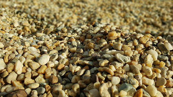 Gravel, Color, Nature, Lying, Harmony, Stone, Smooth