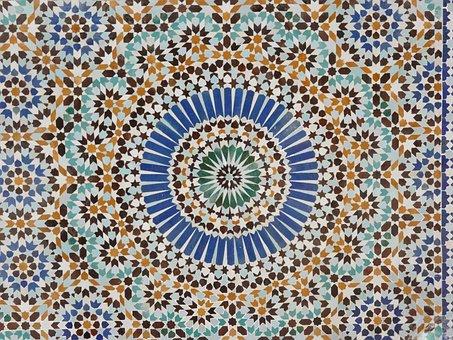 Mosaic, Tesserae, Paving, Surface, Tile, Decoration