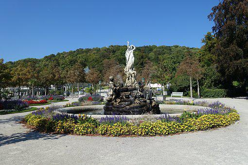 Fountain, Undine Fountain, Swim, Austria, Undine
