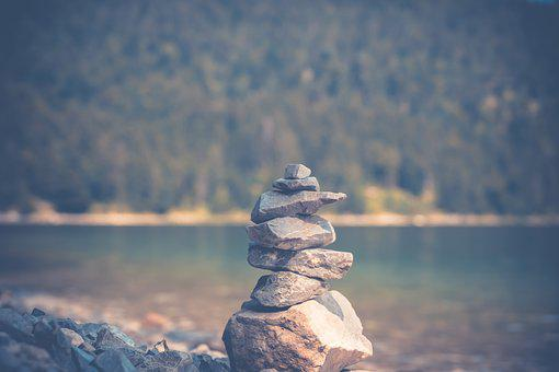 Zen, Relax, Rest, Mindfulness, Waterfront, Meditation