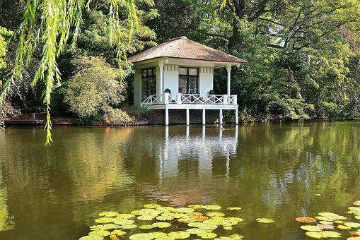 Holiday Cottage, Relax, Rest, Waterfront, Serenity, Zen