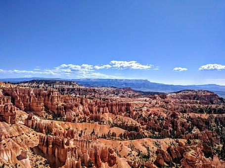 Canyon, Utah, Bryce Canyon, Scenic, Rock, Usa, Nature