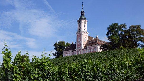 Birnau, The Cistercian Priory Of, Monastery, Building