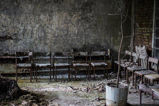 Chernobyl, Ukraine, Abandoned, Wendelin, Pripyat