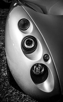 Car, Tvr, Headlight, Led, Fast, Vehicle, Auto, Drive