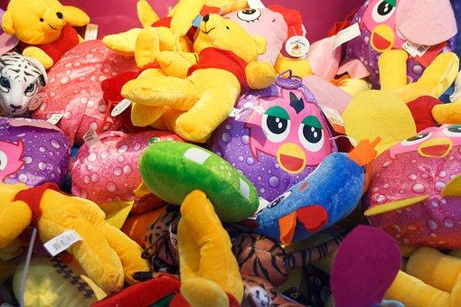 Soft Toys, Year Market, Folk Festival, Fair, Soft Toy