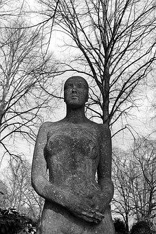Sculpture, Hammer Park, Walk In The Park, Hamburgensien