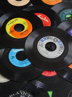 Records, Singles, Bat, Fifties, Economic Miracle, Music
