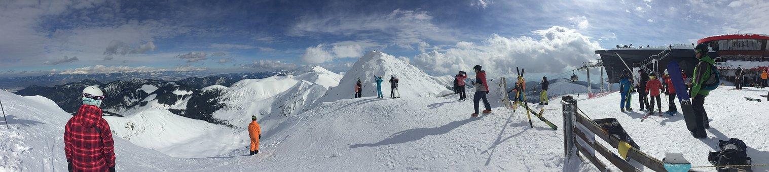 Ski, Jasna, Slovakia