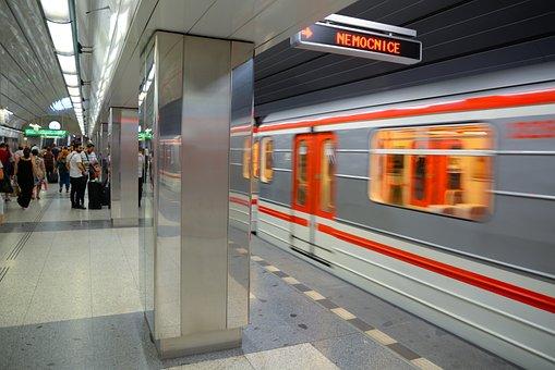 Driving, Metro, Drive, Train, Transport, Travel
