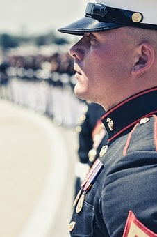 Marines, Military, Drill, Marine, Usa, Navy, Uniform