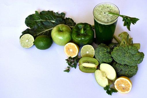 Smoothie, Vegan, Vegetarian, Raw, Green Juice, Healthy