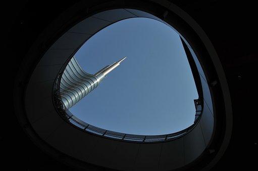Milan, Unicredit, Torre, Skyscrapers, Architecture