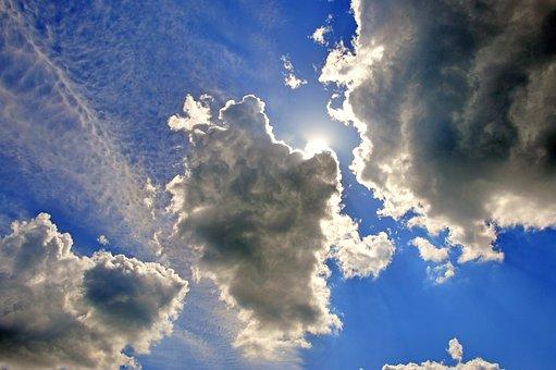 Cloud, Sky, Gomolyfelhő, Mood, Nature, Atmospheric