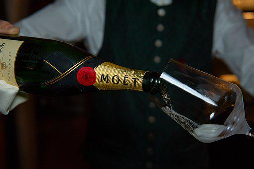 Moet, Champagne, Drink, Noble, Luxury, Benefit From
