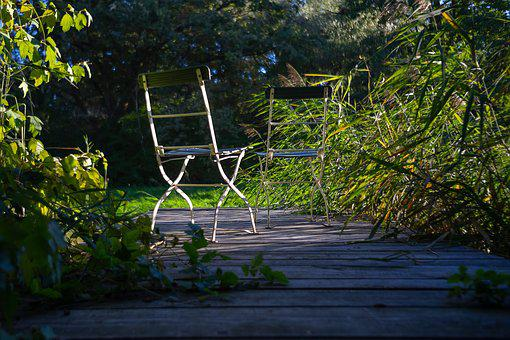 Chair, Seat, Furniture, Nature, Landscape, Relax, Web