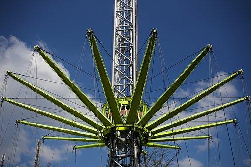 Carousel, Kettenkarussel, Year Market, Fair