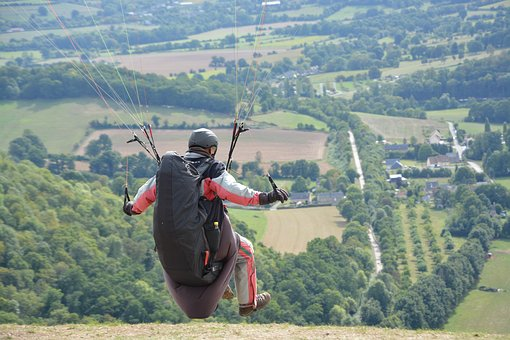 Paragliding, Paraglider, Fifth Wheel