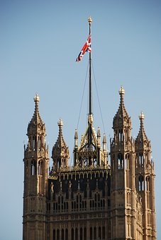 Torre, London, Flag, England, City