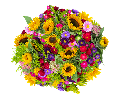 Emotions, Flower, Plant, Bouquet, Thank You