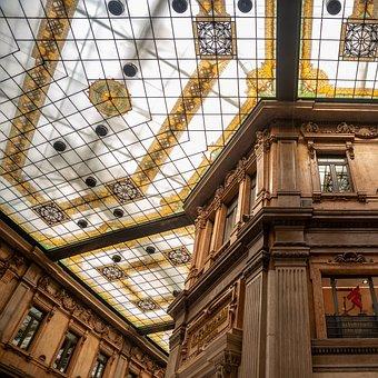 Historic, Ancient, Architecture, Baroque, Details