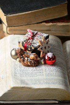 Christmas, Christmas Story, Bible, Luke 2, Jesus, Crib