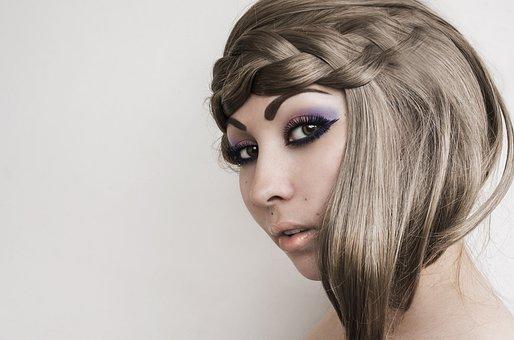 Hair, Beauty, Model, Girl, Fashion, Person, Makeup