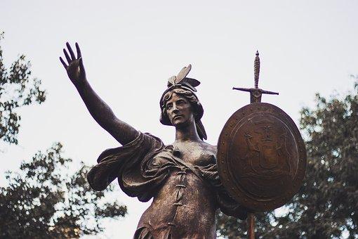 Detroit, Monument, Statue, The Russell Alger Memorial