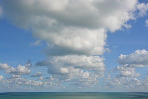 White Clouds, Clouds, Panoramic Views, Cloud Cirrus